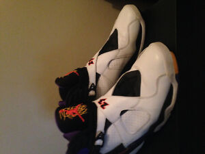 Jordan 8's and 7's for sale