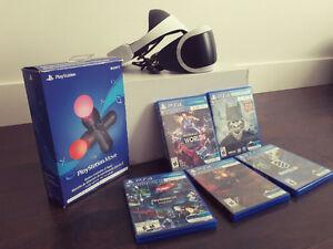 PlayStation Virtual Reality Head Set; PS4 VR; Rentals $40 / day