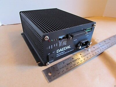 Parker Daedal Compumotor Stepper Stepping Motor Drive Amp Hs23-01 Hs Series