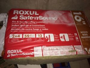 ROXUL Safe and Sound Fire and Soundproofing Insulation