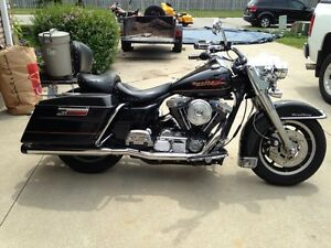 1996 Harley road king
