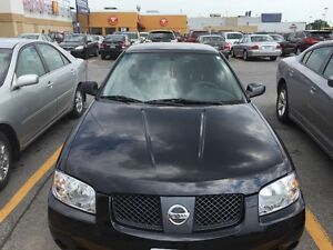 2006 Nissan Sentra 1.8 Special Ed. Safety Certified and E-Tested