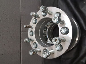 1.5 INCH 8 BOLT SUBURBAN WHEEL SPACERS