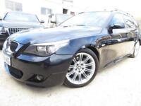 BMW 523 2.5 auto i M Sport Touring+F/S/H+2 KEYS+RARE+