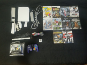 Nintendo Wii, Controllers, Games And Accessories