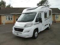 Hymer Etrusco T5900DB FIXED BED UNDER 6 MTRS STUNNING MOTORHOME