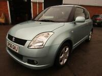 Suzuki Swift 1.3 GLA 3 DOOR HATCH LEFT HAND DRIVE LHD