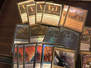 Magic the Gathering singles for sale *Updated Apr. 26*