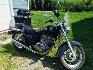 Suzuki Marauder (GZ250) Motorcycle for Sale / 2006 / $2800. OBO