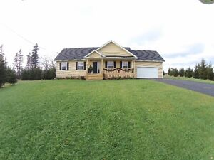 Almost NEW 4 Bdrm 3 Bath Rancher within 10 Mins of City!!