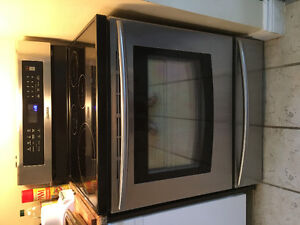 Samsung electric conventional stove