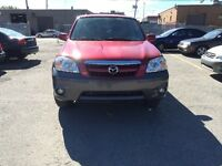 2005 Mazda Tribute,4 cyl,VUS,AUTOMATIQUE,4X4,FULL EQUIPE