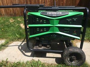 Hitachi E60 Generator