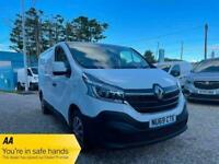 2019 Renault Trafic SL28 BUSINESS ENERGY DCI PANEL VAN Diesel Manual