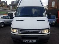 IVECO DAILY 50C14 LWB + HIGH ROOF + TWIN WHEELS + PANEL VAN