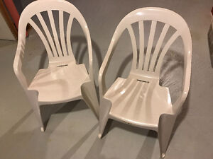 Quick sale BACKYARD LAWN CHAIR SET