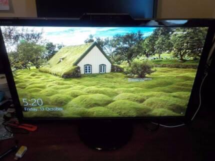 ASUS 27 inch HD 1080p widescreen 2ms monitor HDMI,DP,webcam,audio