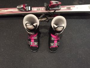 Women's Salomon Skii boots