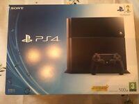 PlayStation 4 500GB Boxed