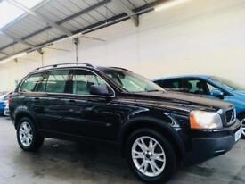 2005 Volvo XC90 2.9 T6 SE Geartronic AWD 5dr