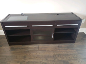 Tv entertainment cabinet stand