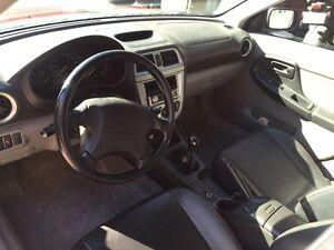 Subaru impresa 2002 2.5Ts