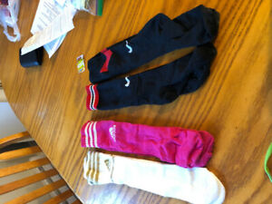 Child's adidas soccer cleats