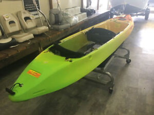 Kayak - 12' Glass Bottom