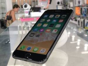 As New iphone 8 plus 64gb Black 2yrs Apple warranty unlocked Surfers Paradise Gold Coast City Preview