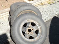15X7 Jeep Steel Rim or Ford Ranger