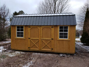 Baby barns built in N.S. and delivered anywhere in 3 weeks.