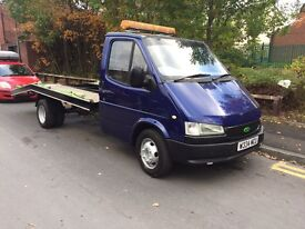 Ford transit recovery truck 12months m.o.t