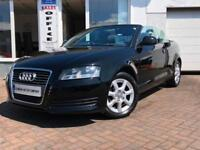 2008 58 Audi A3 Cabriolet 1.8TFSI~LOW MILES WITH HISTORY~2 KEYS~