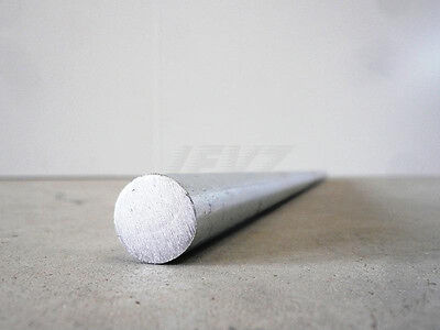 Metall-stab (rundstahl 16 x 1170 mm rundeisen rundmaterial stabstahl VERZINKT metallstab stab)