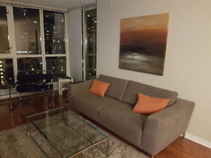 Fully Renovated Furnished Condo at Brava Avail Now Short Term OK Downtown-West End Greater Vancouver Area image 2