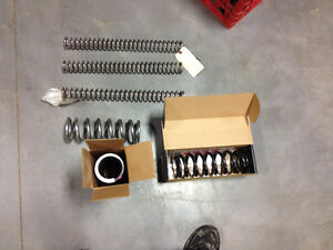 2011-2012 Fork and Shock Springs for Honda CRF 450 R