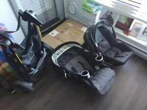 GRACO Modes™ 3 Lite Travel System USED FOR ONLY 3 MONTHS