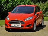 Ford Fiesta 1.0 Titanium 5dr PETROL MANUAL 2015/15