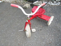 Kids Tricycle - Missing Pedal