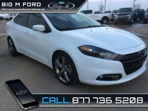 2014 Dodge Dart GT  - Leather Seats -  Bluetooth - $120.95 B/W