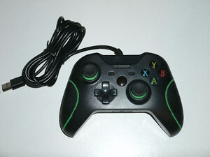 FOR SALE: BRAND NEW XBOX ONE WIRED CONTROLLER ($47.00)!!!!