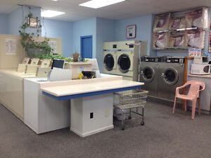 laundry - laundromat for sale Campbell River Comox Valley Area image 1