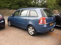 Vauxhall/Opel Zafira 1.6 16v ( 105ps ) 2008MY Exclusiv