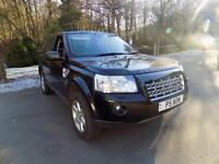 2008 LAND ROVER FREELANDER TD4 GS ESTATE DIESEL