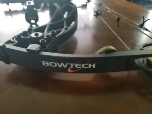 RH Bowtech Carbon Icon