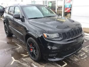 2018 Jeep Grand Cherokee SRT!! OVER $14K OFF!! DEMO!! 485 HP!! V