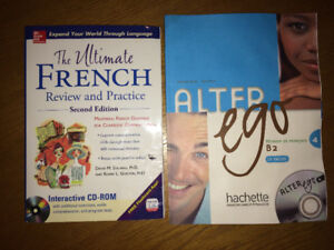 French Books: Alter Ego,The Ultimate French Review and Practice