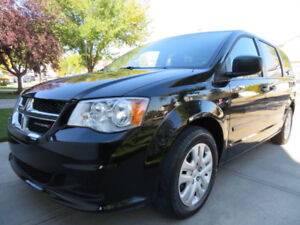 2015 Dodge Grand Caravan SE/SXT LOW KM