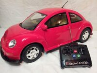 REMOTE CONTROL VW BEETLE