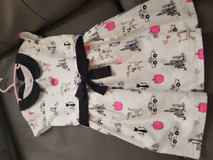 Childrens Place dress 4T new with tags
